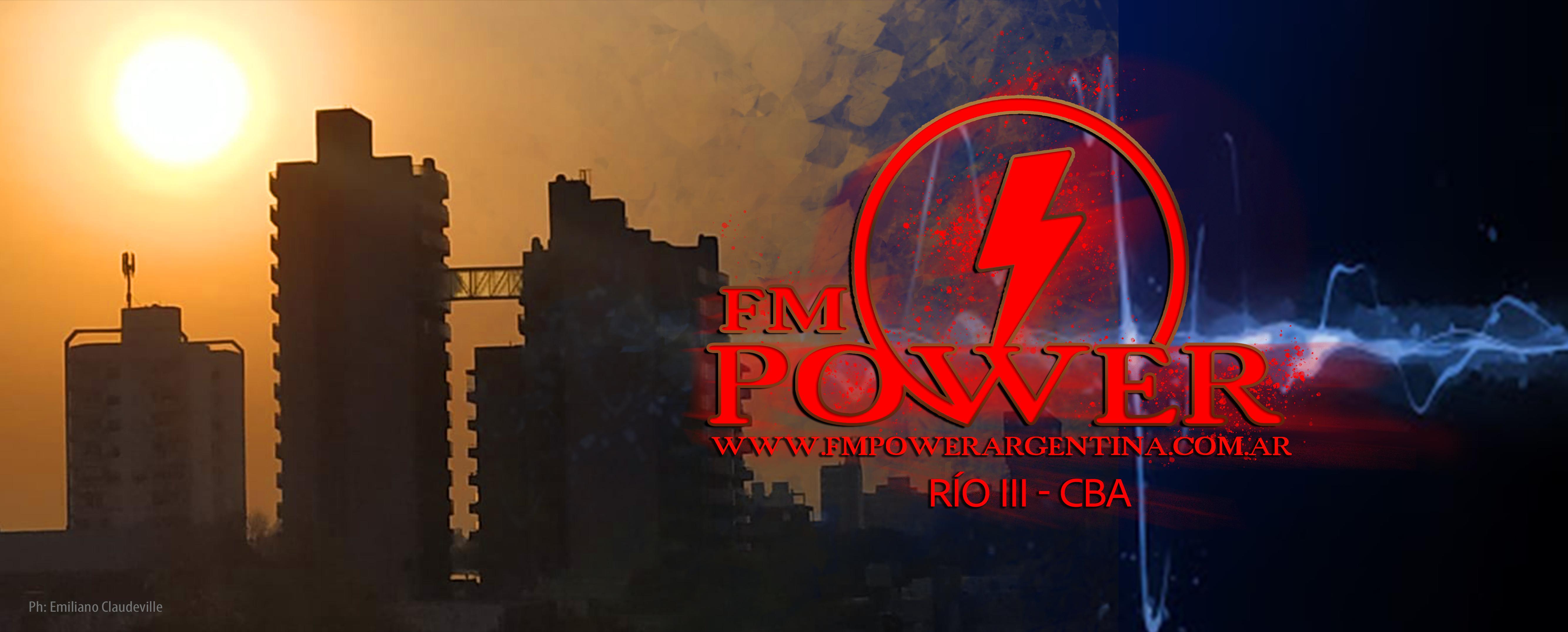 FM POWER RIO TERCERO