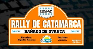Rally : caminos confirmados para el Rally de Catamarca